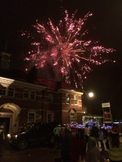 Christmas light switch on 2014